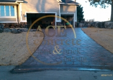 Past Work - Brick Paving Driveways