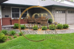 brick paver walk and patio (3) w