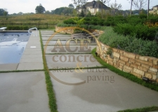 Past Work - Concrete patio-5