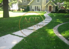 past work - concrete Walkway